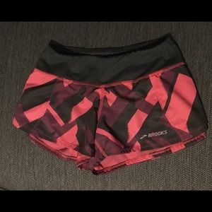 Brooks Chaser 3 XSmall shorts